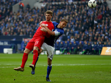 Huntelaar y Werner fueron los goleadores. (Foto: Getty)