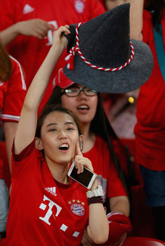 Stilecht in China