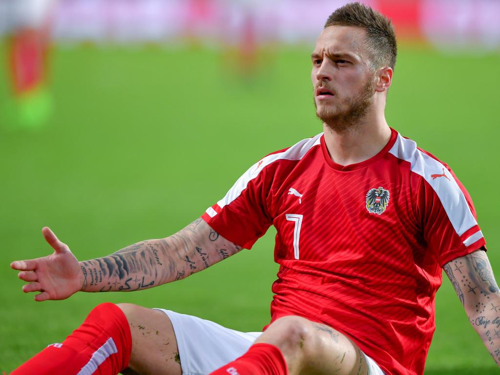 Millionen: Stoke City lehnt Angebot für Marko Arnautovic ab class=