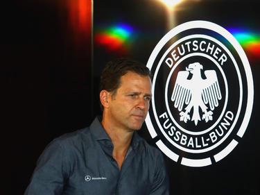 Oliver Bierhoff steigt dank einer Strukturreform zum DFB-Direktor auf