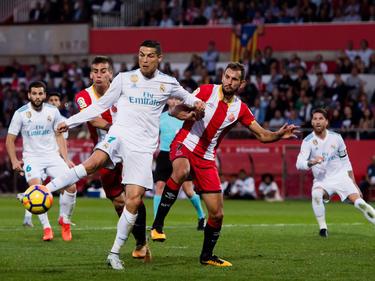 CR7 hat in sechs Liga-Spielen erst einen Treffer erzielt