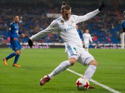 Gareth Bale könnte seine Zelte in Spanien bald abrechen