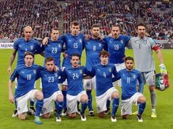 El combinado italiano vuelve a ser claro favorito para llevarse la Eurocopa. (Foto: Getty)
