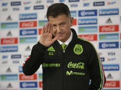 Juan Carlos Osorio sigue invicto al frente de México. (Foto: Imago)