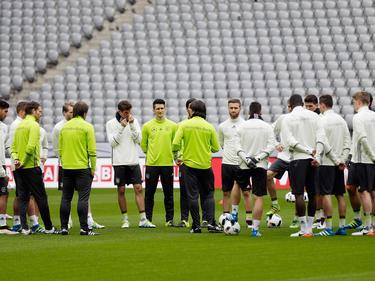 Das DFB-Team hat ein volles Programm