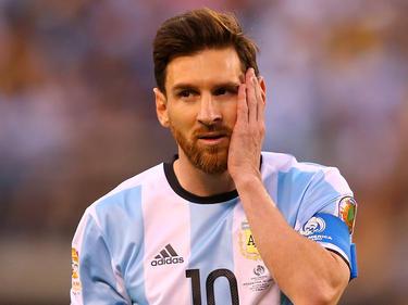 Leo Messi hat in seiner Heimat einen Sturm der Entrüstung hervorgerufen