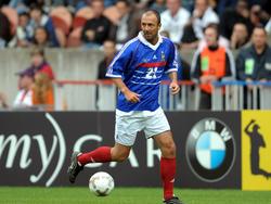 Christophe Dugarry feierte 1998 den Weltmeistertitel