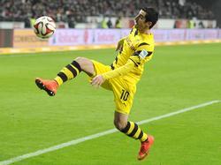Auch Henrikh Mkhitaryan könnte den BVB noch verlassen