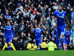 Chelsea hatte gegen Manchester City die Nase vorn