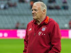 Hermann Gerland wird neuer erster Co-Trainer bei den Bayern
