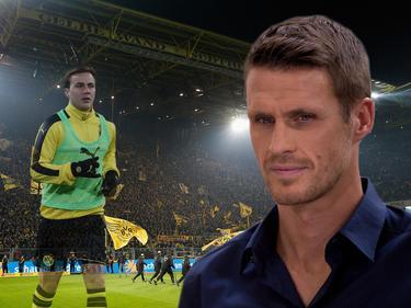 Ex-BVB-Kapitän Sebastian Kehl hat sich zur Lage von Mario Götze (l. geäußert