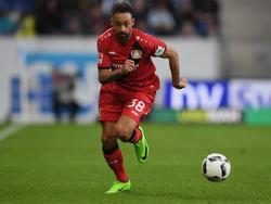 Karim Bellarabi glaubt noch an die Wende bei den Leverkusenern