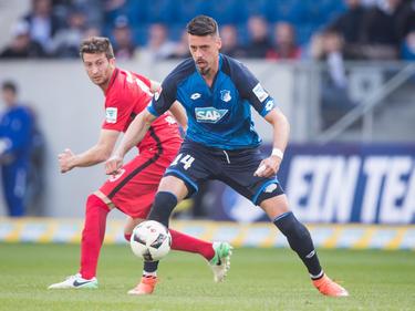 Hoffenheims Sandro Wagner ist in England heiß begehrt