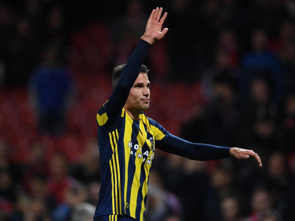 Robin van Persie (Fenerbahçe)
