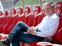 Uwe Stöver wird Sportchef beim FCSt. Pauli