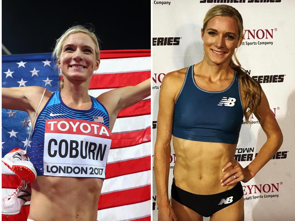 Emma Coburn (USA)