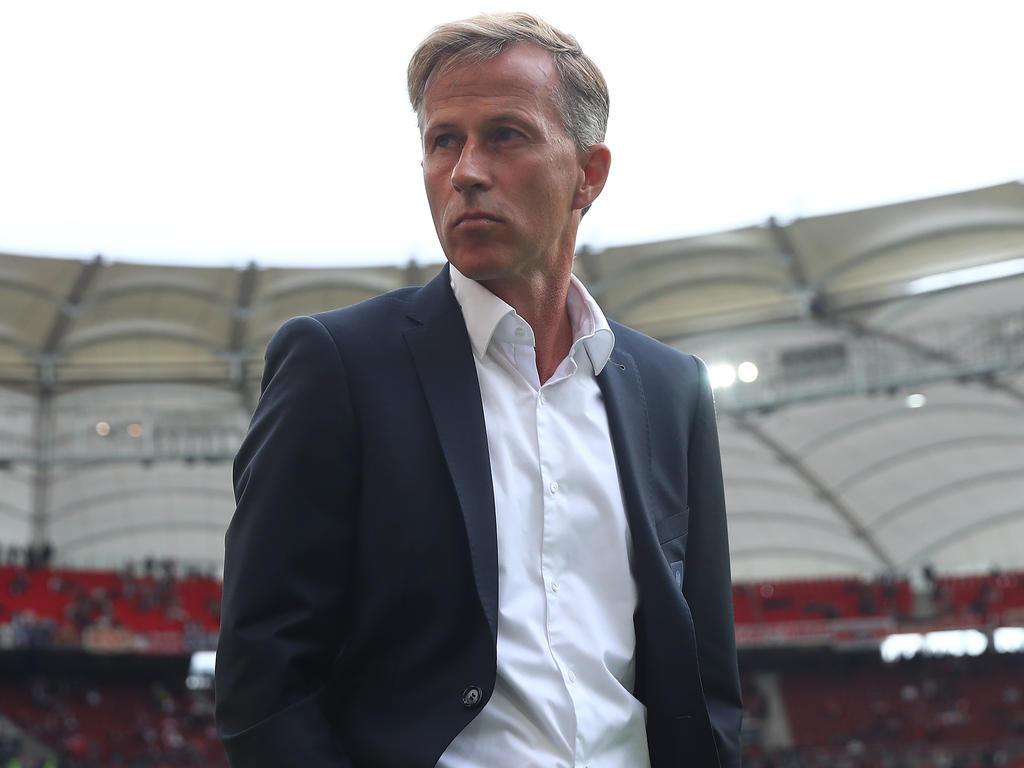 Wolfsburg entlässt Jonker und sein Trainer-Team