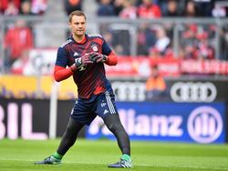 Manuel Neuer hat sich zu Wort gemeldet