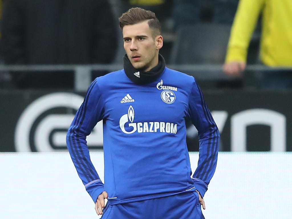 Kopfstoß des Tages: Leon Goretzka (Schalke 04)