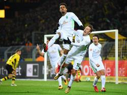 Werder setzt den Aufwärtstrend fort