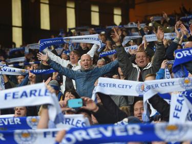 Sind das die Fans des zukünftigen englischen Meisters?