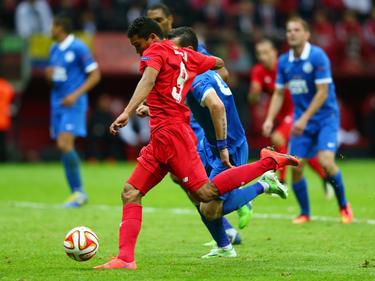 El conjunto ucraniano cayó a manos del Sevilla en la final de la Europa League. (Foto: Getty)