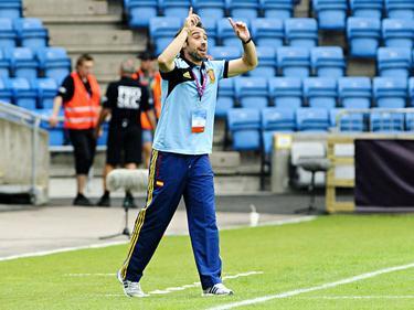 Vilda se proclamó subcampeona de Europa son la Sub-19 al perder ante Suecia. (Foto: Imago)