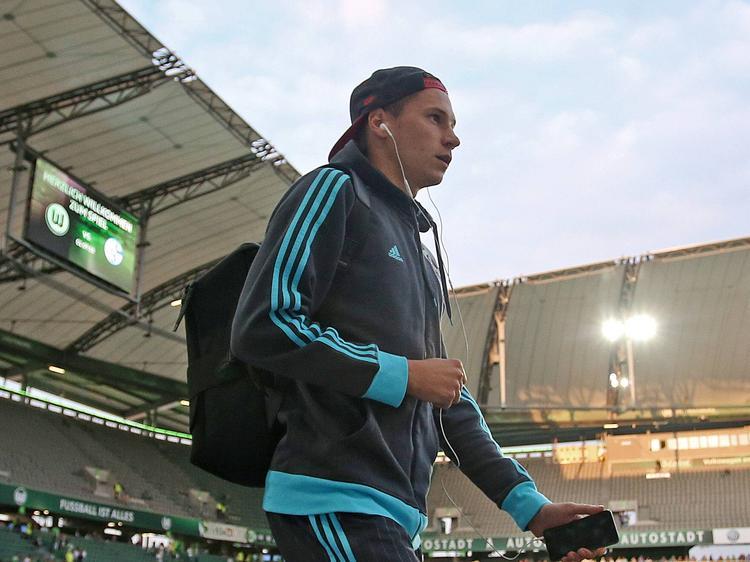 Draxler hat seinen Jugendklub verlassen und bei Wolfsburg unterschrieben