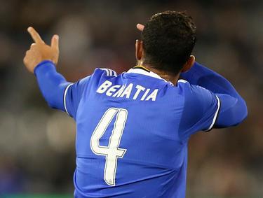 Medhi Benatia hat für Juventus getroffen