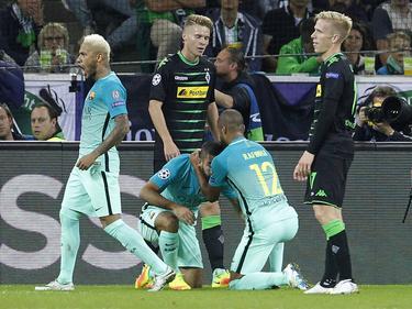 Gladbach unterliegt Neymar und Co. nur knapp