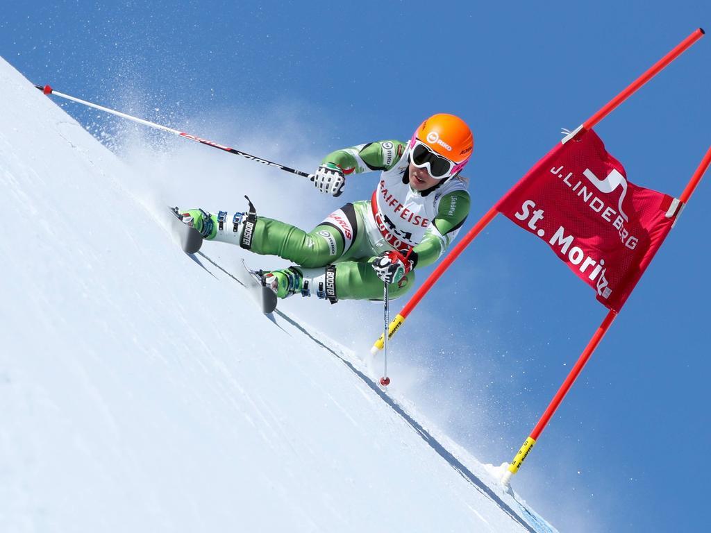 Maria Shkanova hat die Slalom-Qualifikation gewonnen