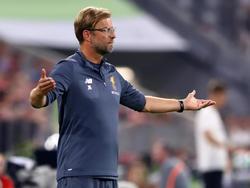 Jürgen Klopp und der FC Liverpool mussten sich Atlético Madrid geschlagen geben