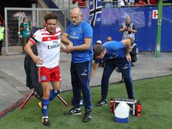 Nicolai Müller wird rund sieben Monate für den HSV ausfallen