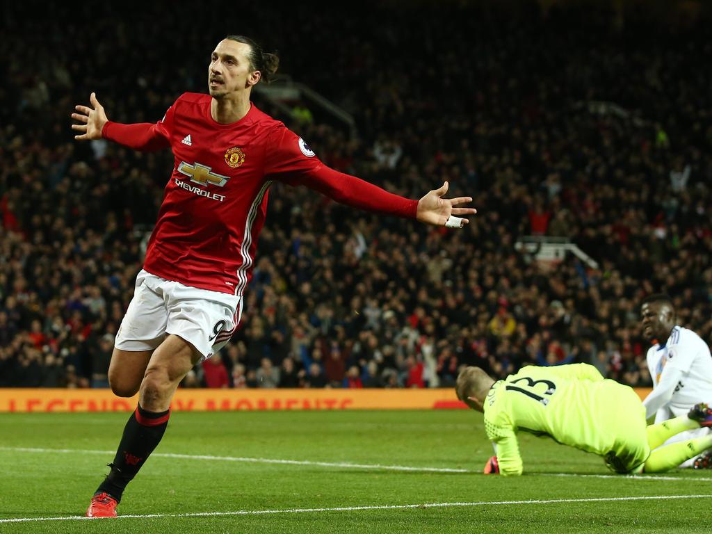Man United holt Ibrahimovic zurück