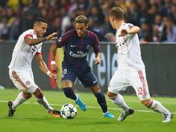 Neymar lideró a los suyos con un gol y una asistencia. (Foto: Getty)