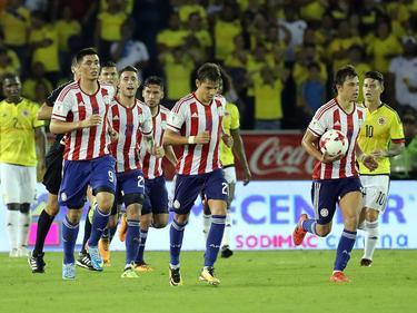 Paraguay sólo podría ir a Rusia con una victoria ante Venezuela. (Foto: Imago)