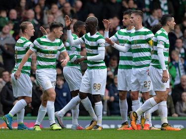 El Celtic invicto sigue invicto durante 62 partidos consecutivos. (Foto: Getty)
