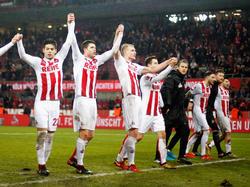 Der 1. FC Köln hat Tasmania Berlin am 17. Spieltag noch überholt