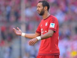 Mit seiner aktuellen Situation bei den Bayern unzufrieden: Mehdi Benatia