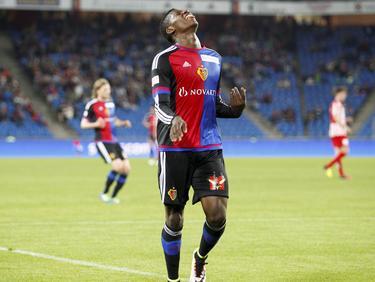 Der Schweizer Breel Embolo wird in der neuen Saison nicht in Leipzig spielen