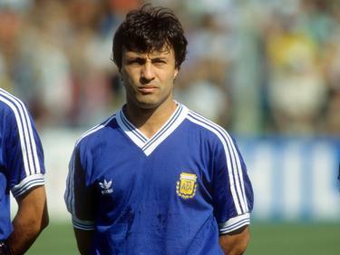 Julio Olarticoechea wurde mit Argentinien 1986 Weltmeister