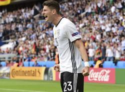 """Bei der EURO konnte der """"Mario-Gomez-Button"""" schon zweimal gedrückt werden"""