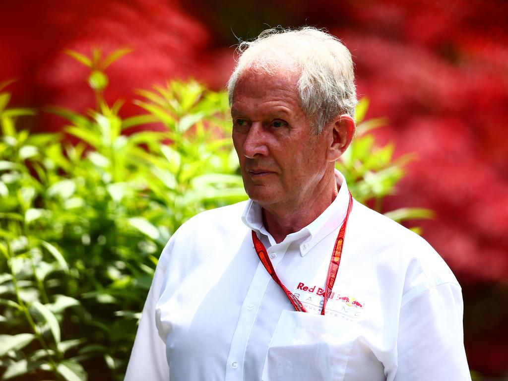 Für Helmut Marko ist die Formel 1 verweichlicht