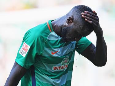 Werder muss möglicherweise auf den erkälteten Lamine Sané verzichten