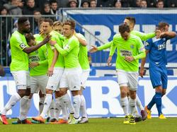Anton Fink und Chemnitz ließen Magdeburg keine Chance