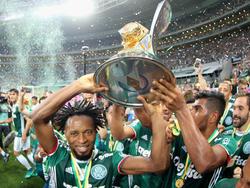 Zé Roberto und SE Palmeiras sicherten sich die brasilianische Meisterschaft