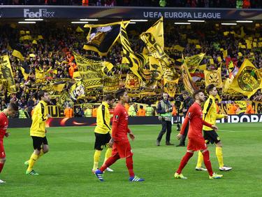 Die Fans des BVB und die Anhänger der Reds wurden von der FIFA für den Fanpreis 2016 nominiert