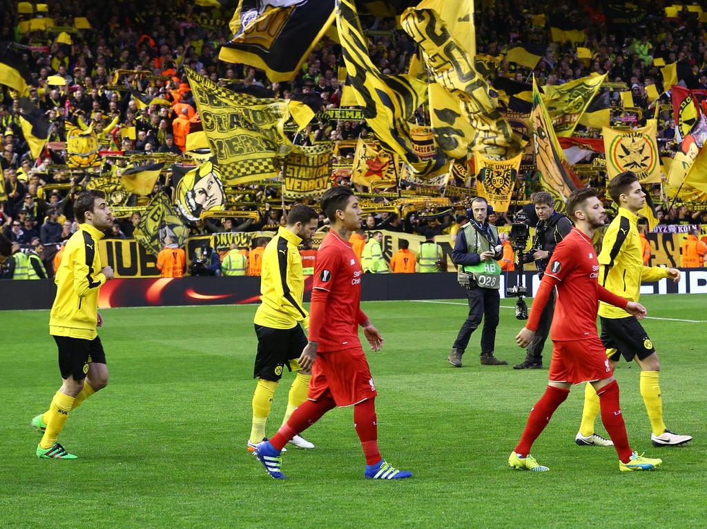 Die Fans des BVB und des FC Liverpool sind für Preis nominiert