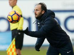 Christian Brand verlängert seinen Vertrag in Rostock bis 2019