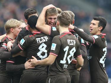 Der FC St. Pauli schöpft Hoffnung im Abstiegskampf